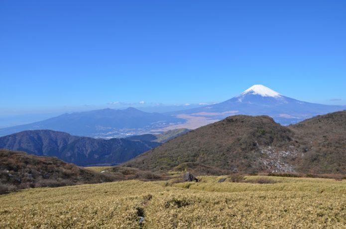 箱根駒ヶ岳山頂からの景色