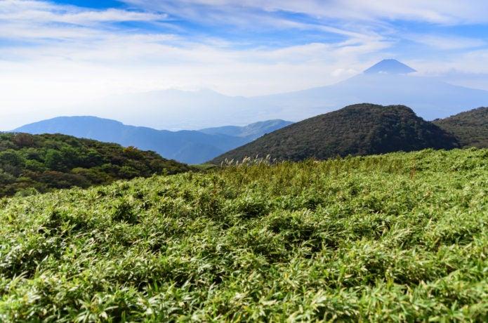 箱根駒ヶ岳頂上