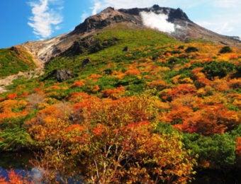 那須岳の画像