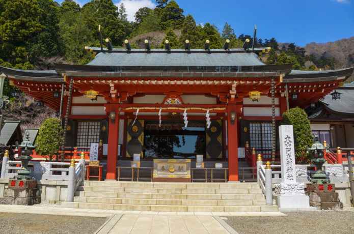 大山阿夫利神社の画像