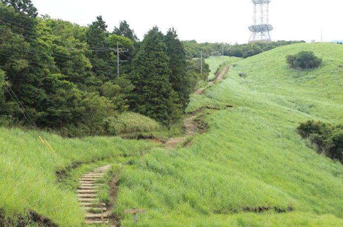 越前岳登山コースその1