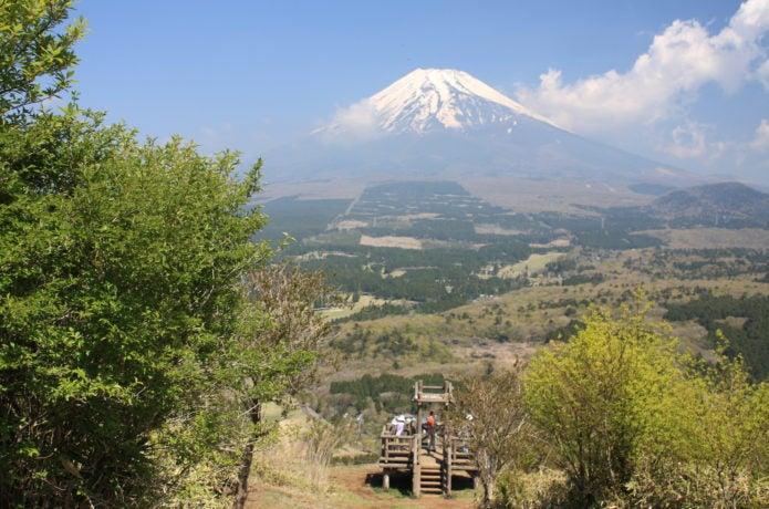 越前岳登山ルート
