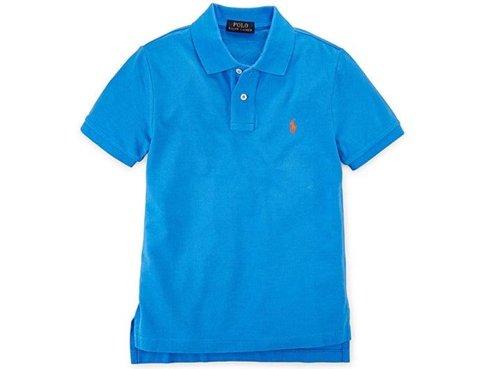 ラルフローレンのポロシャツ画像