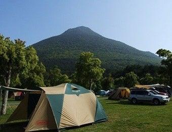 かいもん山麓ふれあい公園キャンプ場