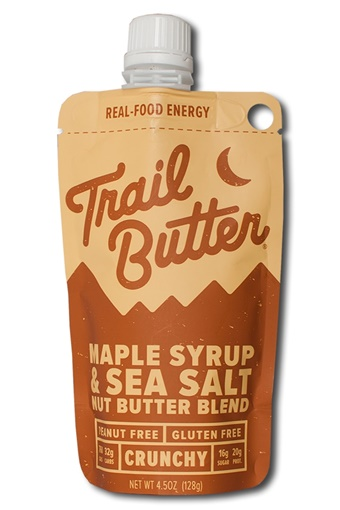 トレイルバターメープル味