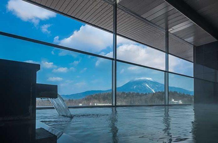 ニュー阿寒ホテルの温泉