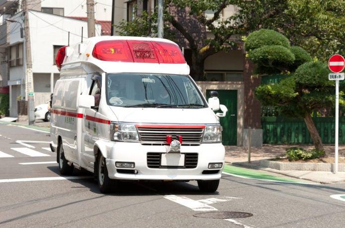 救急車の画像