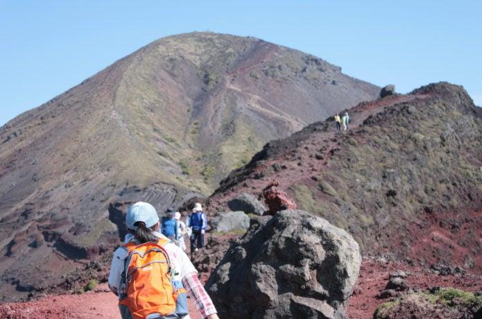高千穂峰登山道