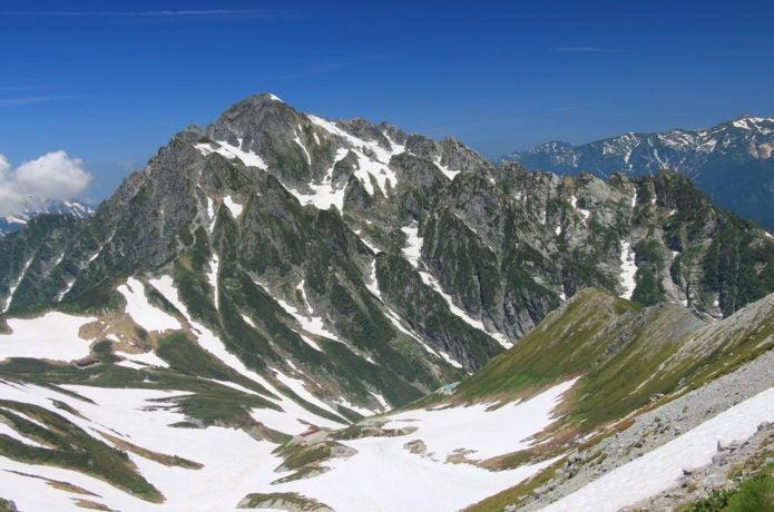 岩と雪の殿堂「剱岳」