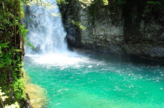 堂倉滝の画像