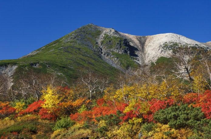 乗鞍岳の画像