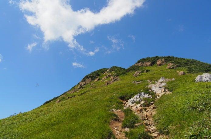 笠ヶ岳の画像