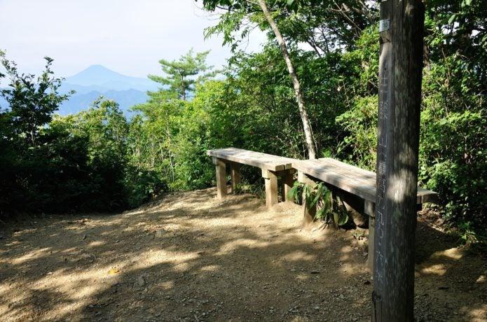生藤山山頂の画像