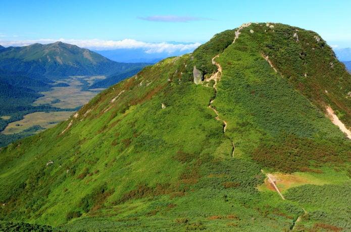 燧ケ岳の画像