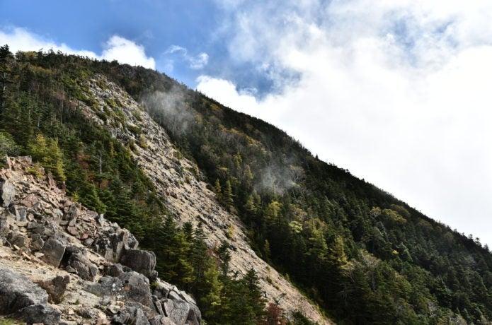 甲武信ヶ岳の画像