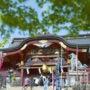 御岳山の神社