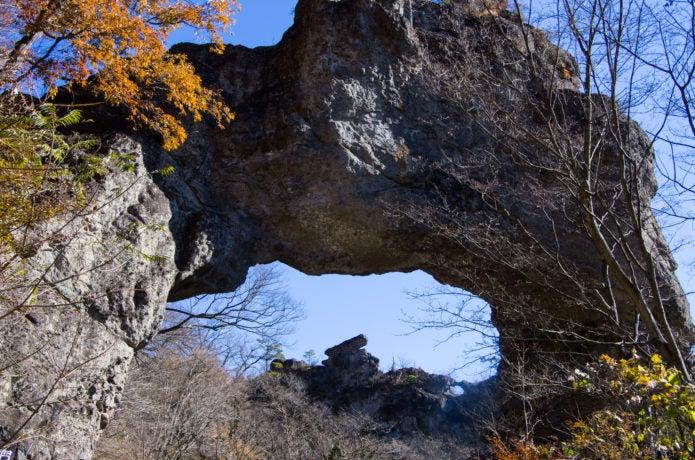 妙義山第4石門