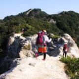 六甲山の登山画像