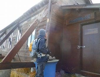 十石山避難小屋