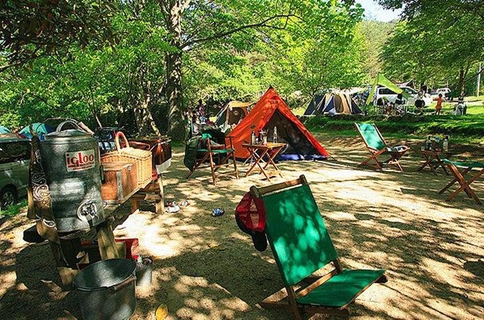大阪のキャンプ場