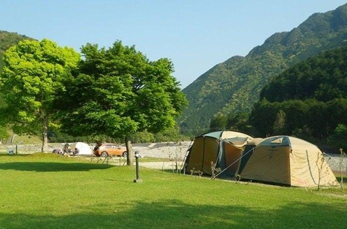 三重県のキャンプ場