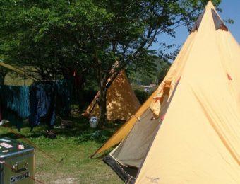 広島県のキャンプ場