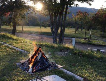 山形県のキャンプ場