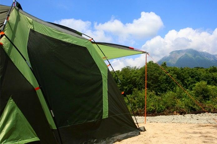 鳥取県のキャンプ場 DACG大山オートキャンプ場