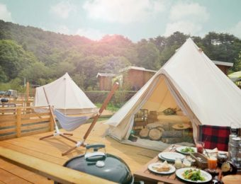 京都府のキャンプ場