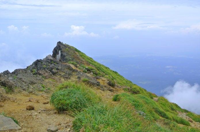 鳥海山 七高山