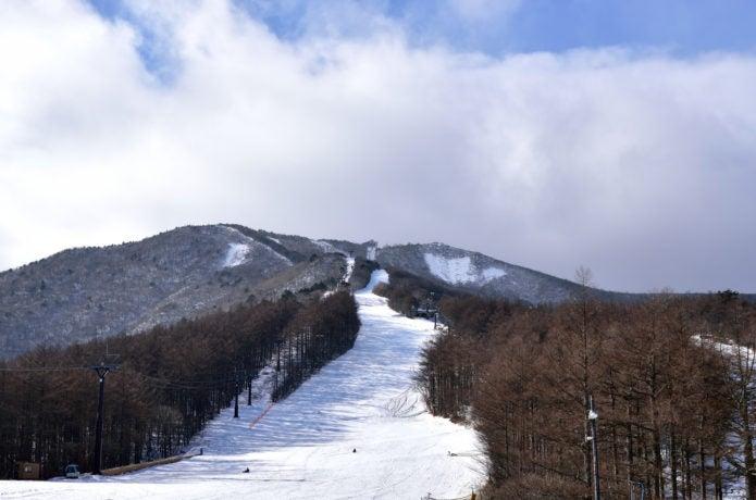 安達太良山スキー場