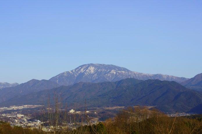 恵那山遠景