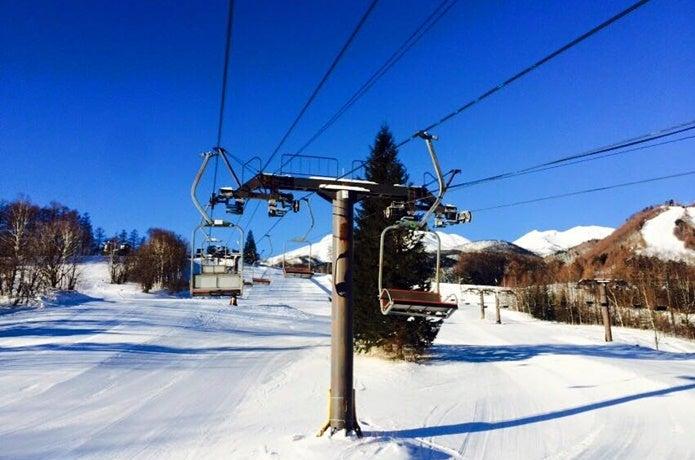 Mt.乗鞍スキー場リフト