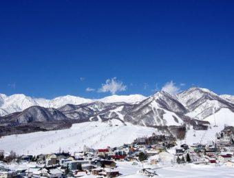 白馬のスキー場情報