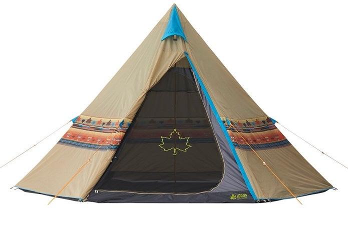 ティピー型テント