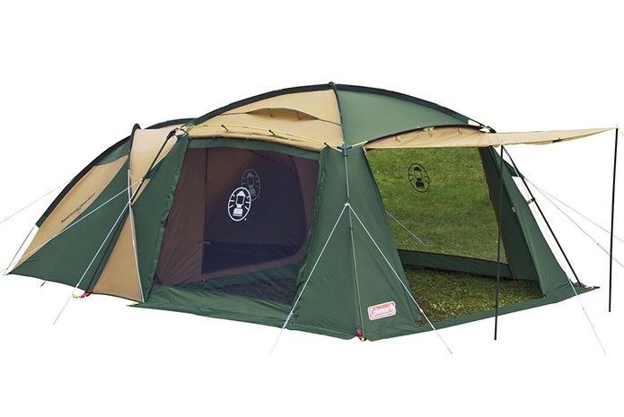 2ルーム型テント