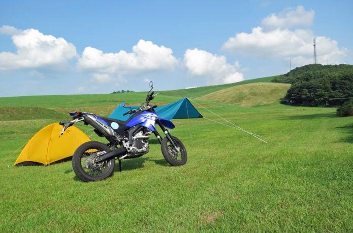 ツーリング用テント