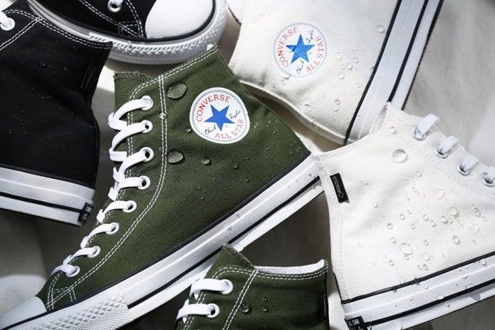 ゴアテックスの靴なら雨の日も快適!ビジネス用やスニーカーも人気?