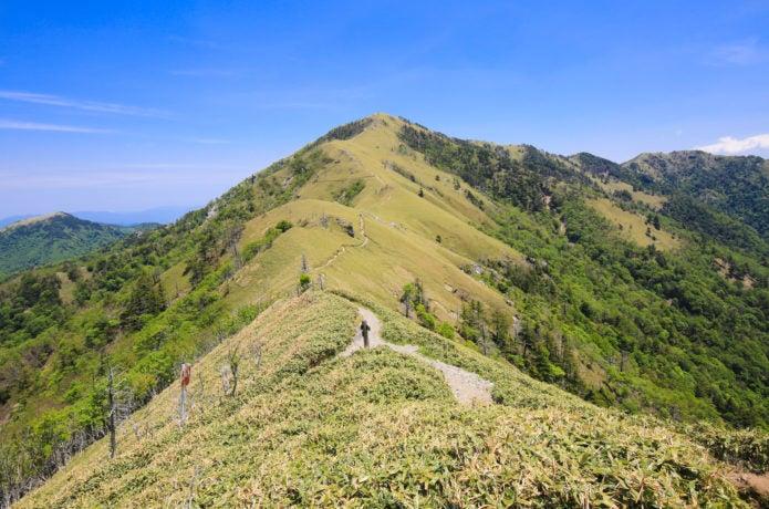 四国の山|海に囲まれた四国で絶景登山!レベル別おすすめの山を紹介